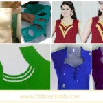 Latest Neckline For Kameez and Kurtis – Tutorial