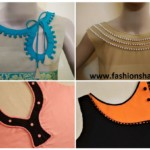 Beautiful Kurta Neck Design Cutting and Stitching Tutorial