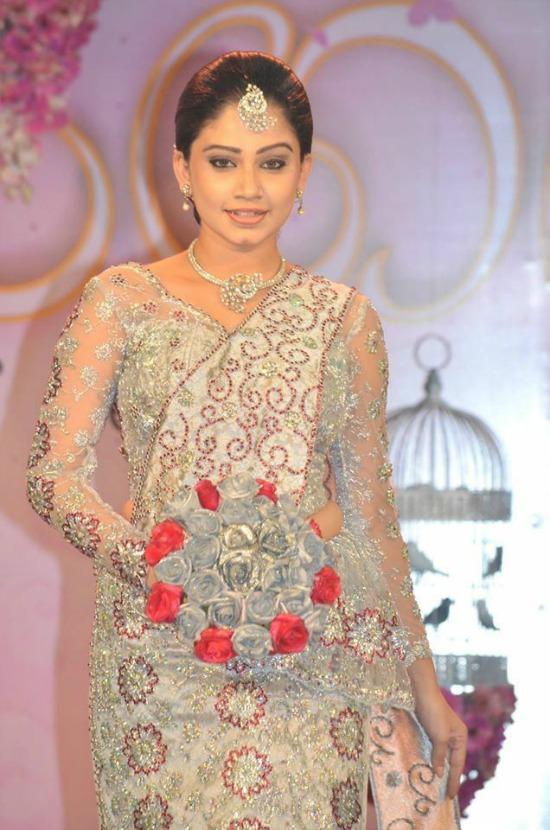 Sri Lankan Wedding Saree Blouse Designs 12 Fashionshala