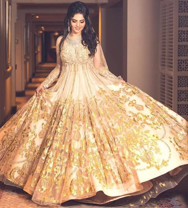 Pakistani Bridal Lehengas: 1-pakistani-bridal-lehenga-with-price