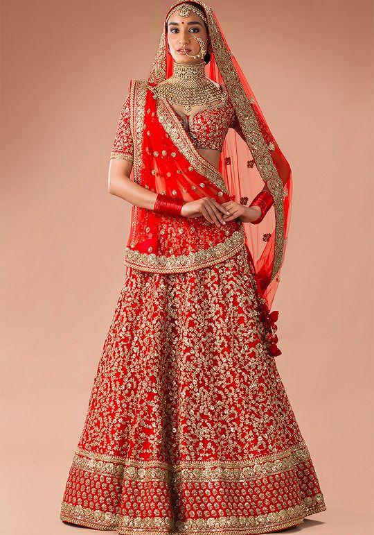 Latest Bridal Lehanga Designs 2019 Fashionshala