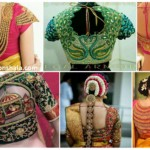 15 Awesome Saree Blouse Designs for Weddings