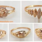 Light Weight Rings Jewellery Designs trending in India 2018
