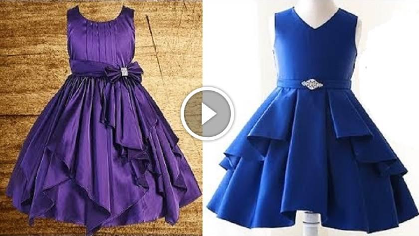 1593ede34239 DIY Designer Baby Frock Cutting   Stitching Tutorials - FashionShala