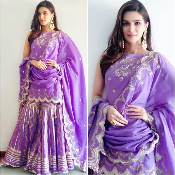 Purple Sharara