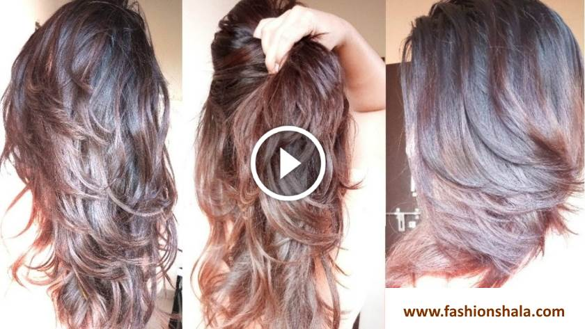 Hairstyles 2019: Unseen Party Hairstyle 2019 For Girls