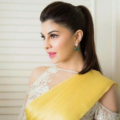 Most Popular Jacqueline Fernandez Hairstyles